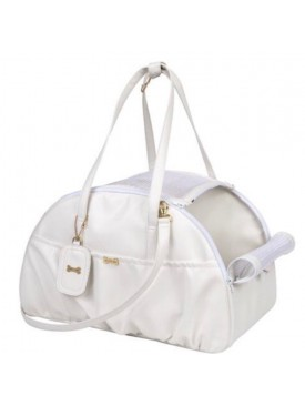 For Pets Only - Aria bag white