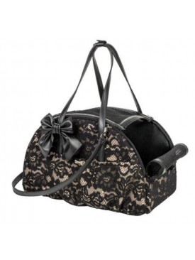 For Pets Only - Aria bag black lace