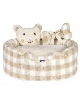 For pets only - My bear sofa beige