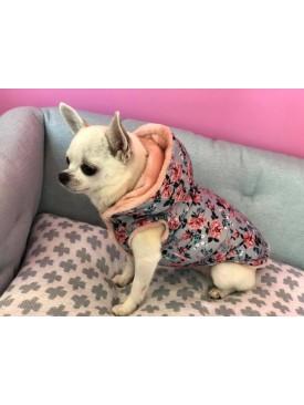 Lovely rose vest