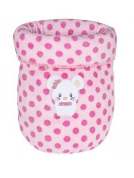 For Pets Only - My dotty topomio fuxia slaapzak